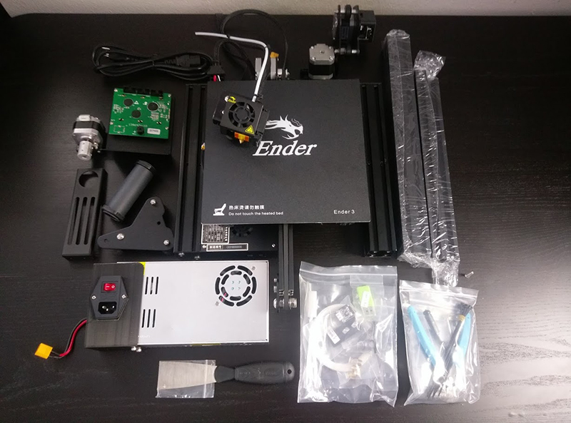 Guide: How to Assemble the Creality Ender-3 - Let's Print 3D