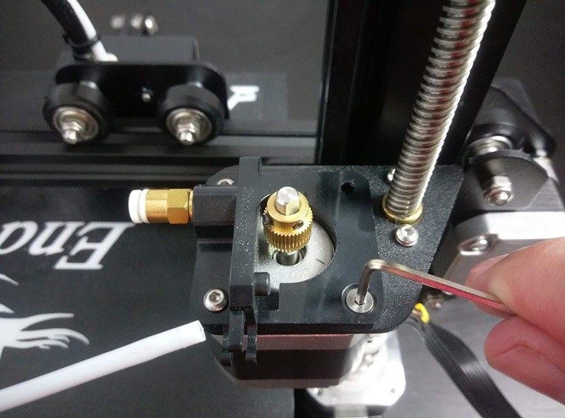 Guide: How to Install Stepper Motor Dampers (Ender-3